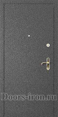 Антивандальная дверь цвет мокрый асфальт