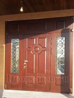 Заказать входную элитную дверь