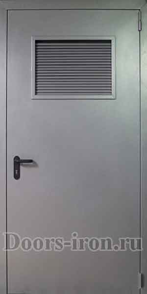 Двери технические