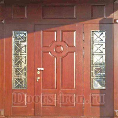 Стальная входная дверь для дома
