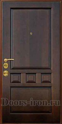 Качественная дверь с элитной отделкой
