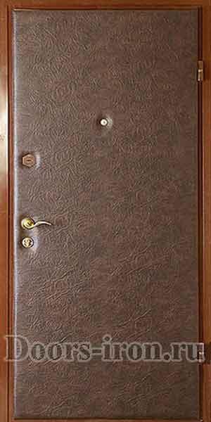 Двери кожзам