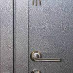 простая ручка на дверь с порошковым напылением