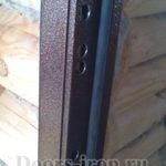 Уплотнительный контур на дверь с порошковым напылением