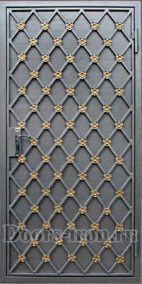 Надежная металлическая дверь в тамбур по доступной цене