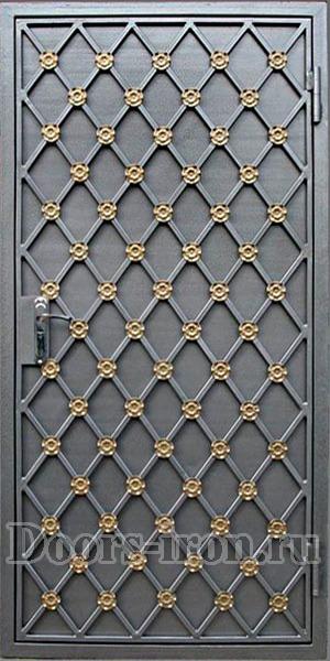 Входная дверь в тамбур