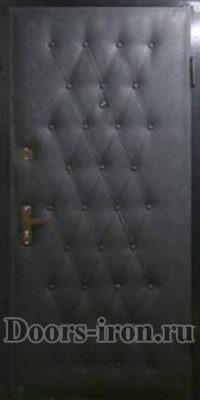 Дверь кожзаменитель — МДФ ПВХ