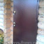 Антивандальная входная дверь для загородного дома