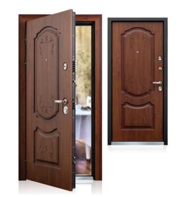 Купить входную металлическую дверь в квартиру