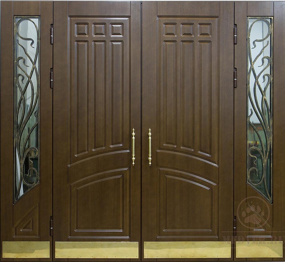 двухстворчатые железные двери г раменское