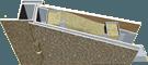 Конструкция стальной двери на заказ