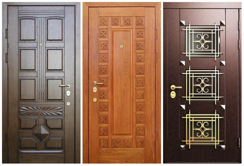 дверь входная металлическая офисная