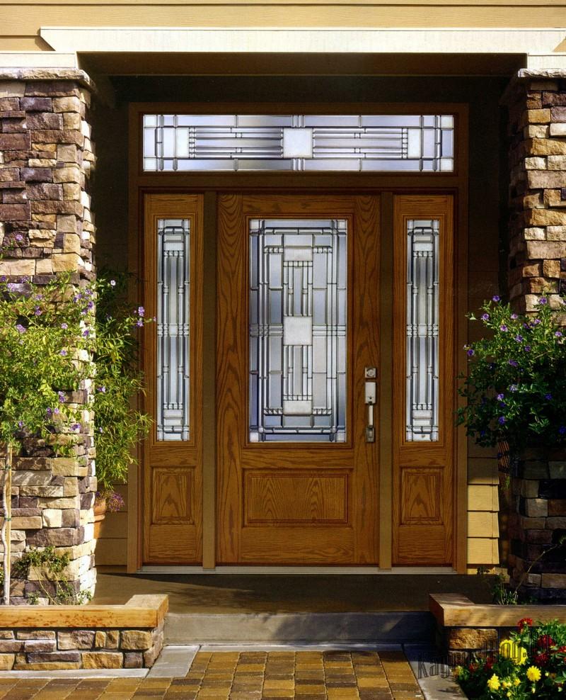 ширина входные двери загородный дом