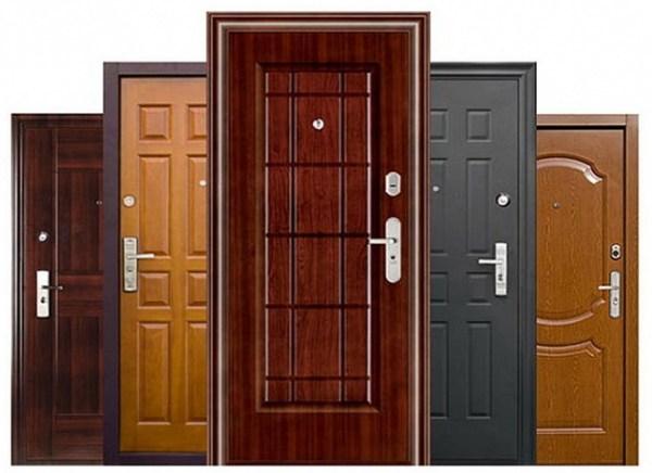 входные двери металл от производителя