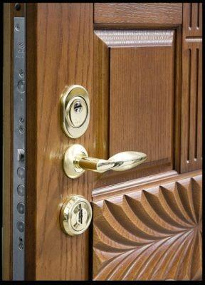 Элитные входные металлические двери в квартиру