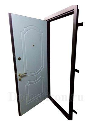 Дверь кожзаменитель - МДФ шпон