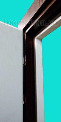 Дверная коробка с наличником