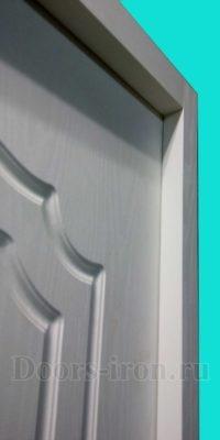 Внутренняя отделка входной элитной двери