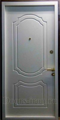 Качественная дверь с мдф отделкой изнутри