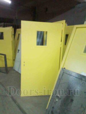 Противопожарная дверь оптом со склада
