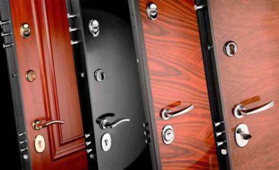 Входные стальные двери на заказа