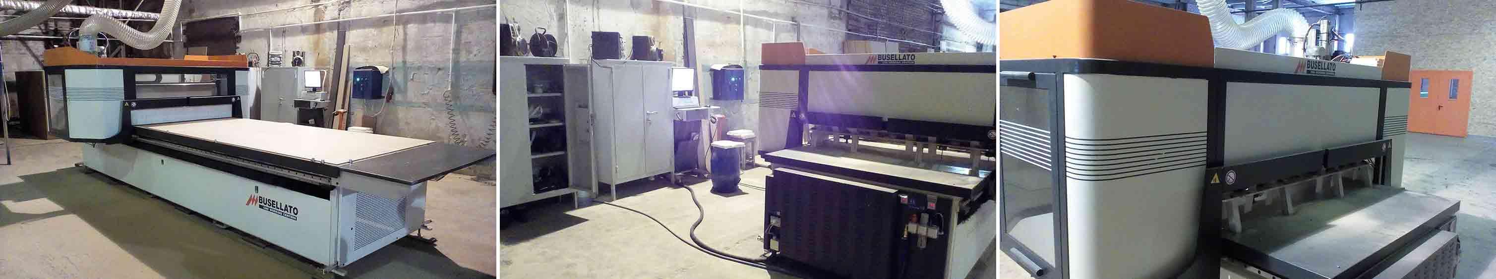 Оборудование для отделки панелей из мдф