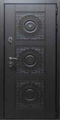 Купить входную металлическую дверь для частного загородного дома
