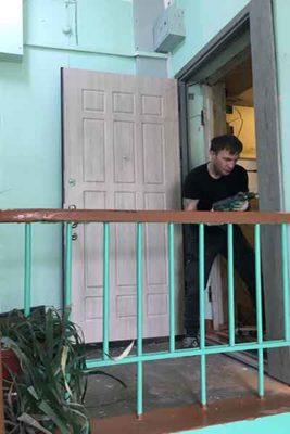 Установка входной двери Кутузовский проспект