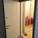 Металлическая антивандальная дверь для квартиры